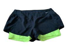 Womens Nike Dri-Fit Running Shorts Sz Large