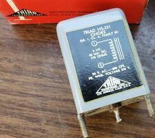 Vintage NOS Triad HS-331 Power Inductor Tube Amplifier Choke Transformer New