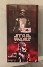 Star Wars TFA Toys R Us Exclusive Epic Battles Captain Phasma