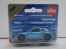 Siku Super 1506 Porsche 911 Turbo S Two-door Sports Car Model