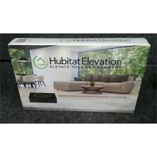 Hubitat Elevation Home Automation Hub For iOs & Android Black
