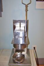 Edlund Crown Punch 700 Can Opener + extra Punch works but needs some small parts