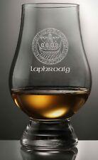 Laphroaig Islay Glencairn Scotch Whisky Tasting Glass