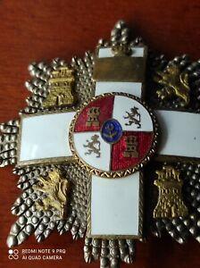 Militaerverdienst Orden Bruststern. Spanien