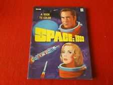 Vintage Science Fiction Magazine Coloring Book Space: 1999 1975 5