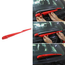 Rear Window Wiper Cover Trim for Jeep Grand Cherokee 2011-2019 Accessories Red