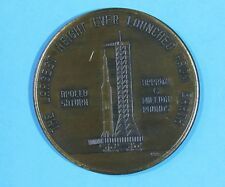NASA COIN Vehicle Assembly Building Apollo Saturn V rocket Kennedy Space Center