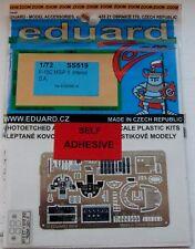 Eduard 1/72 ss519 colore zoom Etch per l'Accademia F-15C (msip II) Eagle KIT