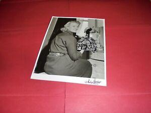 Joan Regan 1956 UK Publicity Photograph