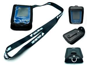 Tasche mit Keyholder zum Umhängen passend für Freestyle Libre Messgerät 1 & 2