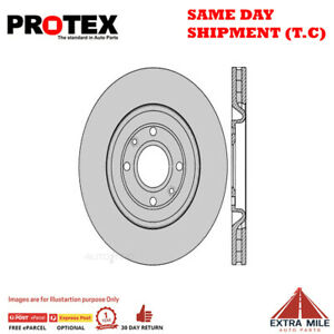 Protex Ultra Select Front Rotor Pair For PEUGEOT 406 D8/D9 2.9L 1997 - 2000