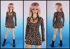 ☆*~LeOpArD~*MINI-TINI jersey dress for Jessica [EID IPLEHOUSE]~BJD doll SD*SID