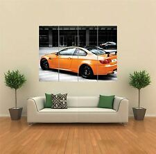 BMW Sports Car Giant Wall Art Poster Print