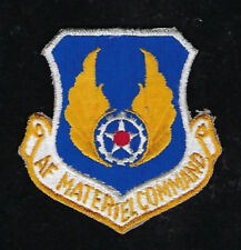 US AIR FORCE MATERIEL COMMAND HAT PATCH VET AFMC PIN UP AFB WRIGHT PATTERSON WOW