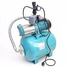 Hauswasserwerk 50Liter mit 1300W Pumpe mit Pumpensteuerung (Trockenlaufschutz)