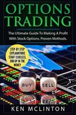 Options Trading: The Ultimate Guide To Making A Profit With Stock-ExLibrary