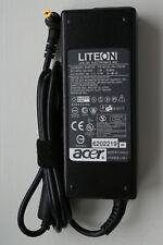 ORIGINALE ACER LITEON 19 V 4.74 A Laptop Caricabatterie PA-1700-02