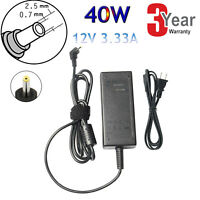 AC Charger for Samsung Chromebook XE303C12 Adapter Power Supply XE303C12-A01US