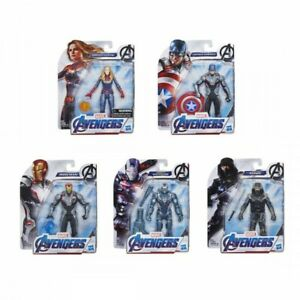 "Marvel Avengers Endgame 6"" Action Figures inc Ironman, Ronin, War Machine NEW"