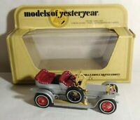 MATCHBOX MODELS OF YESTERYEAR 1:51 1906 ROLLS-ROYCE SILVER GHOST - Y-10 - BOXED
