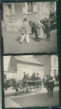 PLANCHE CONTACT, Lévitation  Vintage silver print.  Tirage argentique d'é