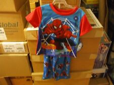 BOYS SPIDERMAN SIZE 4T 2 PC PJ SET NEW WITH TAGS !!!