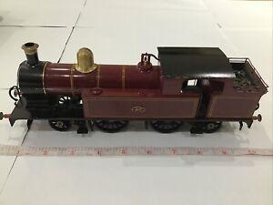 o gauge kit built locomotive