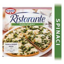 Dr. Oetker Frozen Ristorante Spinaci (Spinach) Pizza 390g