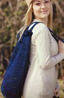 Knitted Summer Bag Knitting Pattern