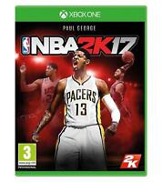 NBA 2K17 Xbox One MINT - 1st Class Delivery