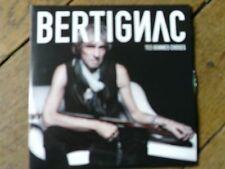 CD promo Louis BERTIGNAC (TELEPHONE) Tes bonnes choses  RARE