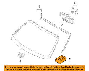 PORSCHE OEM 86-18 911 Windshield-Adhesive Kit 00004330535