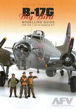 AFV Modeller18622 B17G Big Bird Modelling Guide Book