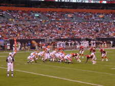 2 CLEVELAND BROWNS PSLS! SECTION 102 ROW 5 FIELD PSL LOWER LEVEL VISITORS TUNNEL