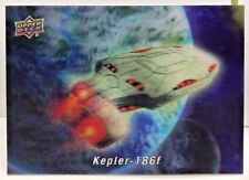 Kepler-186f 2017 UD Goodwin Champions Wonders of the Universe #U-29 - 3D - 1:240