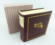 Minibuch: Heinrich protège biographique documents et lettres e224