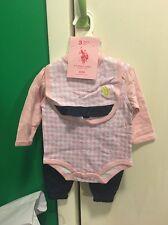 Us Polo Assn Baby Set