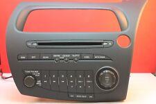 HONDA CIVIC TYPE R CD RADIO PLAYER MP3 STEREO 2006 2007 2008 2009 2010 2011 2012