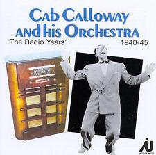 FREE US SHIP. on ANY 2 CDs! NEW CD Calloway, Cab: Radio Years 1940-45