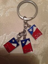 Chile Flag Keychain # 17.