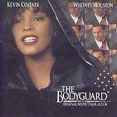 THE BODYGUARD FILM SOUNDTRACK WHITNEY HOUSTON ORIGINAL ARISTA CD ALBUM