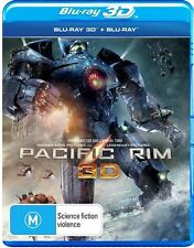 Pacific Rim 3D : NEW 3-D Blu-Ray + 2D Blu-Ray