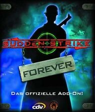 Sudden strike Forever (Add-on) (pc) - NEUF & immédiatement