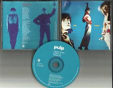 Jarvis Cocker PULP babies w/ RARE EDIT & ORIGINAL 1992 TRK PROMO DJ CD single