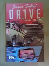 James Sallis' Movie Drive 3 A B Covers IDW VF/NM Condition