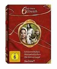 Märchenbox Vol. 3 - Sechs auf einen Streich [3 DVDs] von ... | DVD | Zustand gut