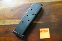 Colt 1911 1911A1 Magazine Wilsons Bumper Pad Capacity 7
