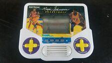 1988 Tiger Electronics Magic Johnson Basketball Handheld Game - Tested Works