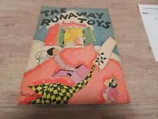 The Runaway Toys Activity Book No. 666 (1932) K 101
