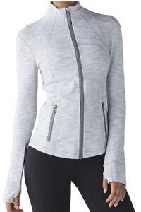 Lululemon Define Jacket Gray Space Dye 6